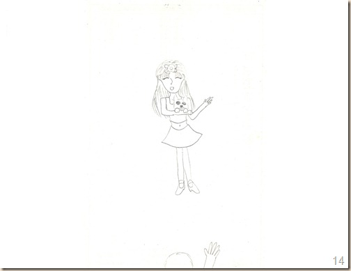 [少女狂想]无字漫画_狗的报恩14张图 | 可爱宠物的0.